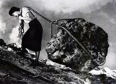 Photomontage by Grete Stern, 1949