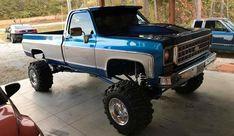 1979 Chevy Truck, Custom Chevy Trucks, Chevy Pickup Trucks, Classic Chevy Trucks, Gm Trucks, Chevy Pickups, Chevrolet Trucks, Diesel Trucks, Cool Trucks