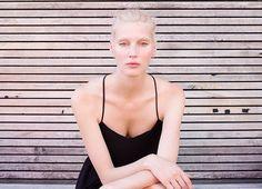 Veroniek Gielkens photographed by Kelly Geddes
