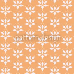 Blossom Drops Chamois created by Bethania Lima offered as a vector file on patterndesigns.com