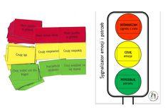 sygnalizator emocji i potrzeb cz. Bingo, Coaching, Chart, Education, Diy, Therapy, Cuba, Training, Bricolage