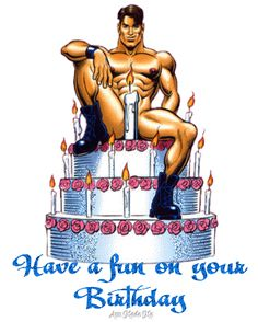 Everybody please got o Ultra Dave's blog and wish him a Happy Birthday.