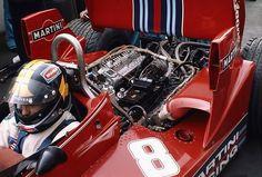 F11976 . José Carlos Pace , Moco. Brabham BT45 Alfa.