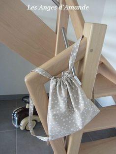Tuto sac à dos pour enfant - Les Anges d'Amande