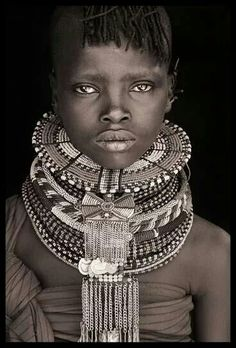 Northern Kenya Beautiful Photography by John Kenny taken with Africa's remotest tribes. Fine art prints in black and white, also colour, are available to buy in signed, limited editions. Facing Africa: the book is out now John Kenny, African Tribes, African Women, African Beauty, African Fashion, We Are The World, People Of The World, Black Is Beautiful, Beautiful People