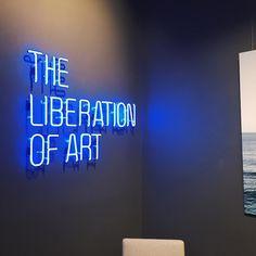 """""""#TheLiberationOfArt #Berlin # #lumas #lumasberlin #lumasgallery"""""""