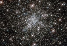 Young Stars at Home in Ancient Cluster — NASA image release February 8, 2012