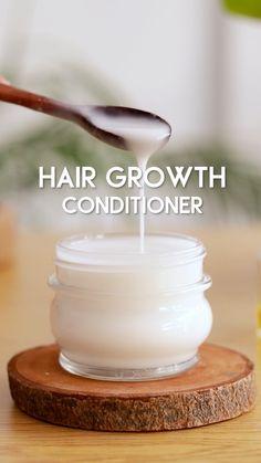 Diy Hair Treatment, Natural Hair Treatments, Homemade Skin Care, Homemade Beauty Products, Diy Hair Products, Homemade Hair, Hair Remedies For Growth, Hair Growth, Hair Growing Tips