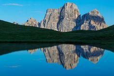 Mount Pelmo 1 by Andrea Zavagnin on 500px