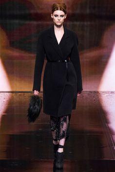 Donna Karan Fall 2014 #NYFW