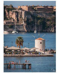 WINDMILL . . . . #windmill #travel #travel_awesome #travel_greece #corfu #corfuisland #greekislands #ig_greece #wu_greece #ae_greece… Corfu Island, Greek Islands, Greece Travel, Windmill, Landscape Photography, New York Skyline, Awesome, Greek Isles, Scenery Photography