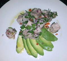 The Home Cook - Everything Food - Swordfish Ceviche