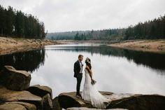 Natürlich und romantisch - die Hochzeit von Laura und Sam                                                                                                                                                     Mehr