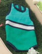 So cute! Wish it was a crochet pattern!