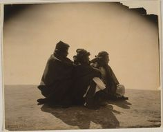 A Point of Interest, Navajo by Edward Sheriff Curtis1904