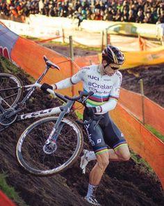 Wout Van Aert  cx @uci_cycling