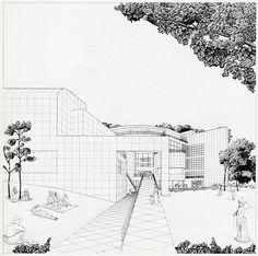 Richard Meier. GA Document. 6 1983: 84