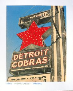 GigPosters.com - Detroit Cobras, The