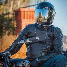 Roland Sands Design Clash Leather Jacket - Black   Mens Motorcycle Jackets - The Cafe Racer