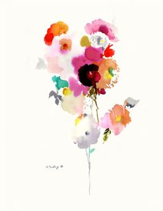 . to feed your soul . Helen Dealtry beautiful art work, featured on Working Girls Designs, are perfect watercolor paintings to have in your home this spring. I stumbled upon Dealtry's work on pinte...