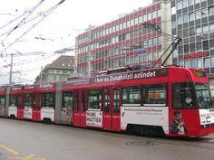 Tram in Bern CH