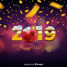 Happy New Year Message, Happy New Year Wishes, Happy New Year Greetings, Happy New Year 2019, Happy New Year Design, Happy New Year Images, Background Images Hd, Friends Image, Christmas Diy