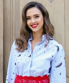The One Fashion Advice Jessica Alba Won't Give Her Daughters from InStyle.com