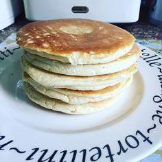 Best ever #fluffy #american #pancakes #recipe from Mrs Bishop's Bakes and Banter Blog