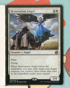 Avacyn Angel of Hope x1 MTG NM unplayed English Iconic Masters