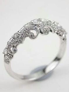 rubies.work/… Antique ring
