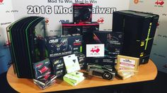 Prizes for the modders of the INWIN event. Yep they'll get a GTX 1080 too. And $5000 USD for each prize category. The INWIN choice award will get all of the above and also have a limited run of the case produced and sold and also have it displayed at CES so they also get a trip to Las Vegas next year. Awesome! More: http://www.tweaktown.com