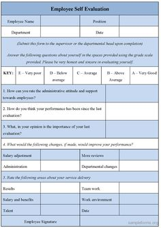 A Simple Printable Form On Which Employees Can Request