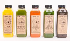 Pitanga Juices offer cold-pressed juices with some unusual ingredients