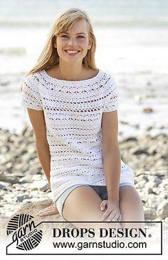 Free pattern Seashore Bliss Top