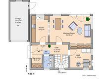Kern-Haus Loop Classic Erdgeschoss