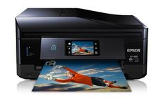 Epson Expression Photo XP-860 Driver Download – Pro-quality photos and easy wireless printing from your fast, ultra slim all-in-one. Print spectacular, Photos of highly qualified and very professional with the printer named Expression Photo XP-860 Small-in-One printing device