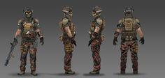 CIREISDEAD: Call of Duty: Black Ops 2 Concept Art
