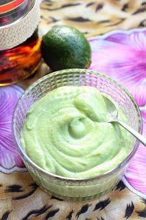 Zavoka: crème d'avocat au rhum et à la vanille comme à Madgascar - Sweet avocado dessert with rhum and vanilla