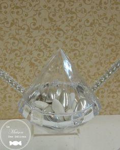 bote drages mariage sur le thme oriental reprsentant un diamant - Drages Mariage Pas Cher Oriental