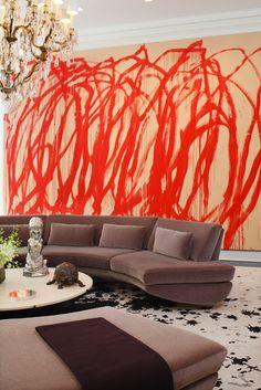 William T. Georgis - keeping decor classy and a bitwacky - desire to inspire - desiretoinspire.net