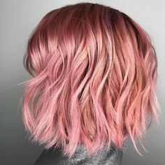 Rose gold hair don't care  If you've been dreaming of going pink but don't want to stress your strands good news! Yes you can achieve this color without bleach  find out how in the link in bio  #regram @saraihairwizard via ALLURE MAGAZINE official Instagram - #Beauty and #Fashion Inspiration - Beautiful #Dresses and #Shoes - Celebrities and Pop Culture - Latest Sales and Style News - Designer Handbags and Accessories - International Advertising Campaigns - Gifts and Bargain #Shopping Guide…
