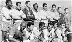 Brasil Campeon del Mundo 1962