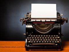 Crônicas Americanas: Uma máquina de escrever