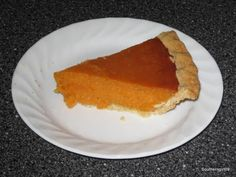 A Yummy Slice of Heaven – Made from my Southern Sweet Potato Pie Recipe