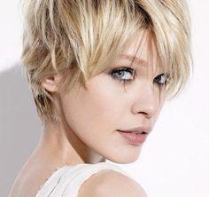 Return hairstyles for short hair styles