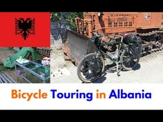 A film of my daily vlogs from bicycle touring in Albania. This was part of my bicycle tour from Greece to England.
