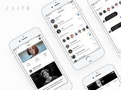 Vera Block UI Kit Lite  FREE UPDATES by johnlarckin #Design Popular #Dribbble #shots