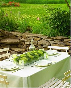 Stylelinx: Summer table settings