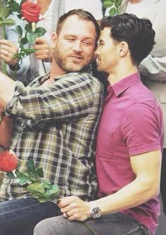 Ty Olsson and Matt Cohen