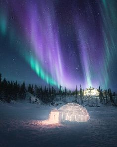 Which one would you choose to spend the night in? / Blachford Lake Lodge / Martina Gebarovska / Say Yes To Adventure